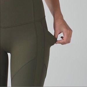 Athleta Pockets Leggings